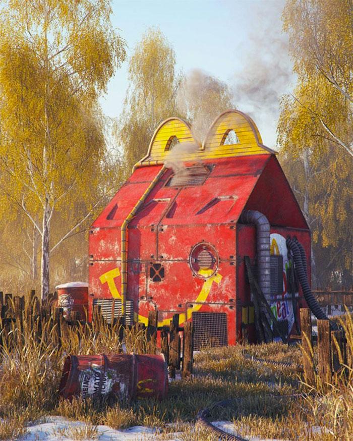 Mc Donald's - Happy Meal