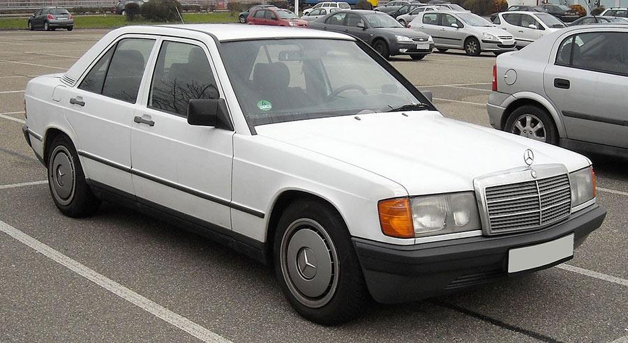 Mercedes - 190d