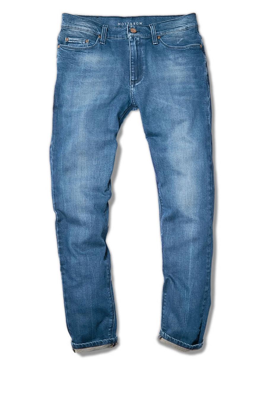 Mott and Bow Slim Ludlow Denim Jeans