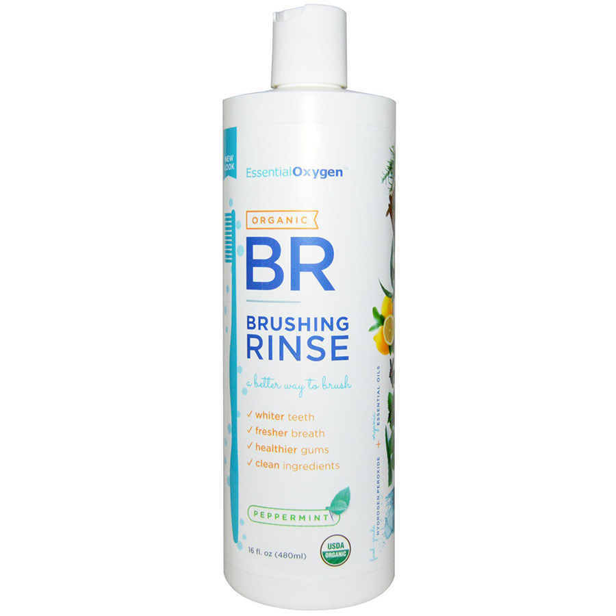 Essential Oxygen Organic Brushing Rinse