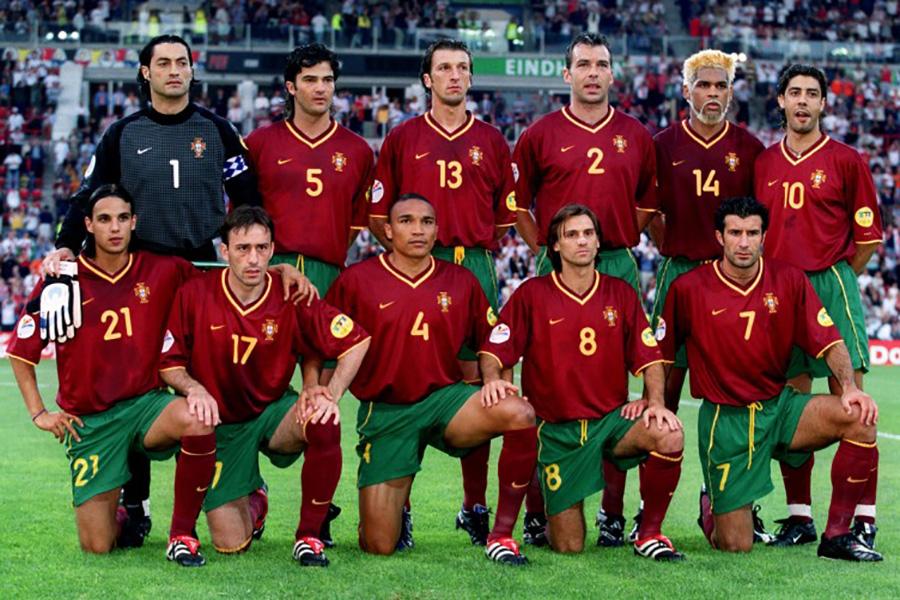 Seleção de Portugal do campeonato da europa de 2000