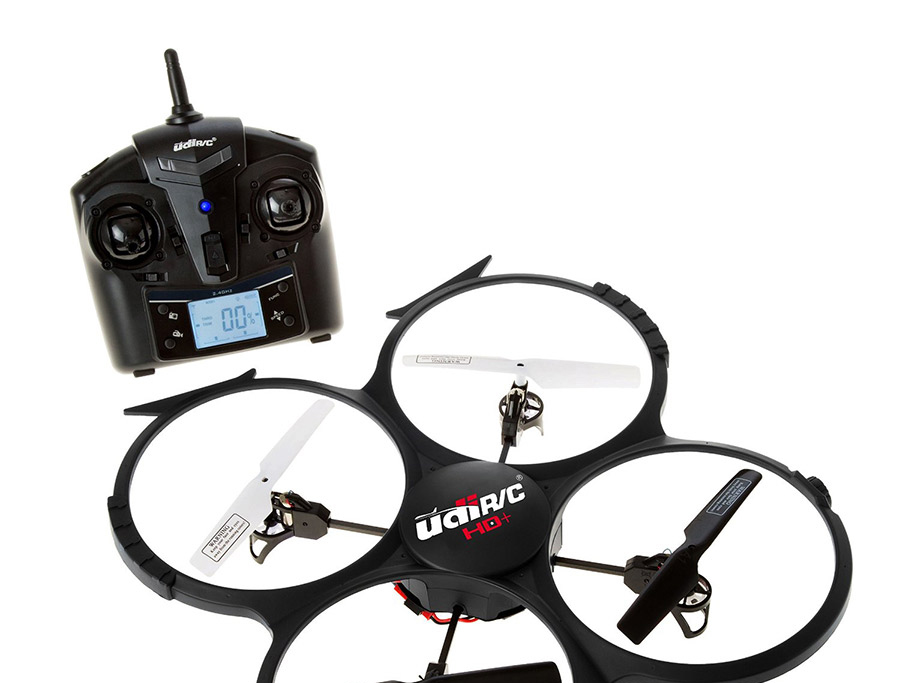 UDI 818A HD+ RC Quadcopter Drone Quadcopter