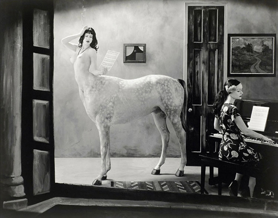 Mulher Cavalo