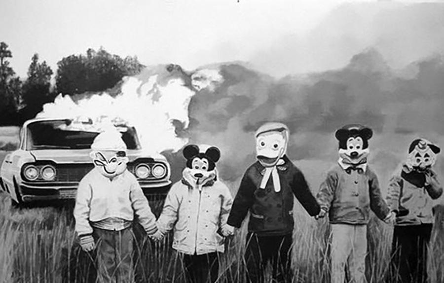 Fantasias da Disney - Hallowen