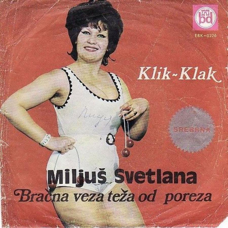Miljus Svetlana- Klik-Klak