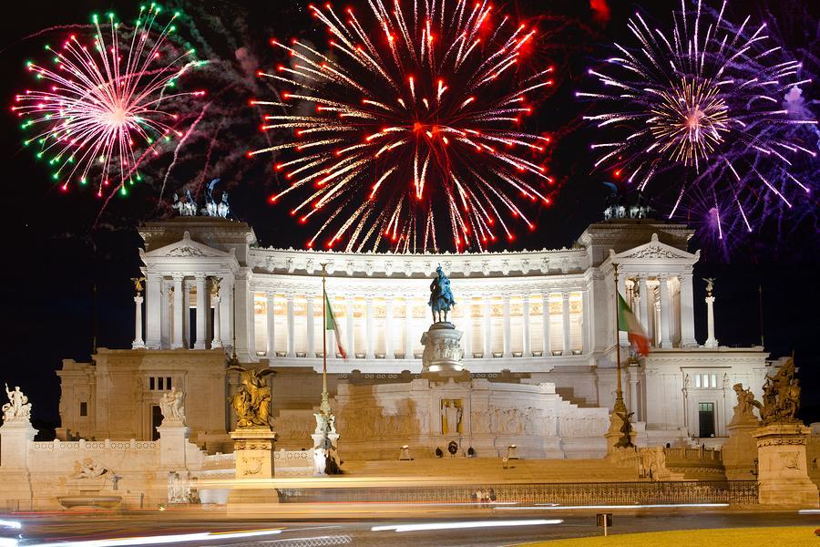 Roma - Réveillon
