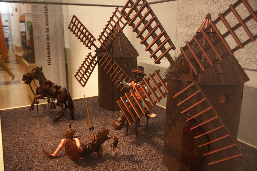 Museu do chocolate - Barcelona