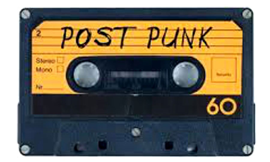 Post Punk Tape