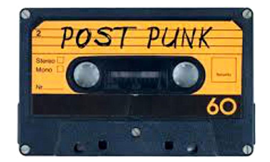 Post Punk Tape