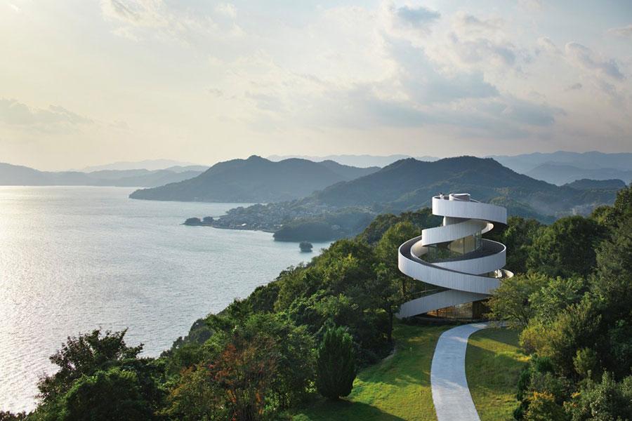Ribbon Chapel - Hiroshi Nakamura & NAP Architects