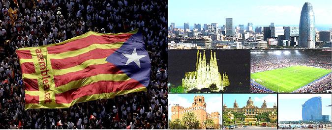 Barcelona Capital da Catalunha