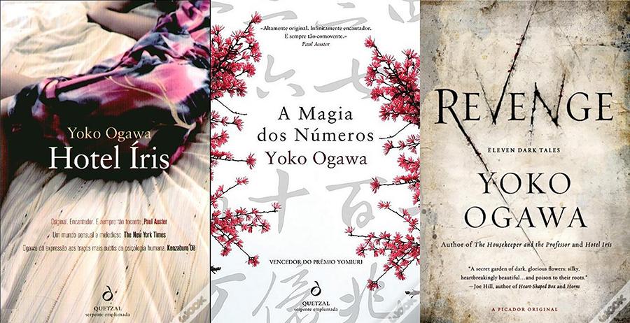 Yoko Ogawa - livros