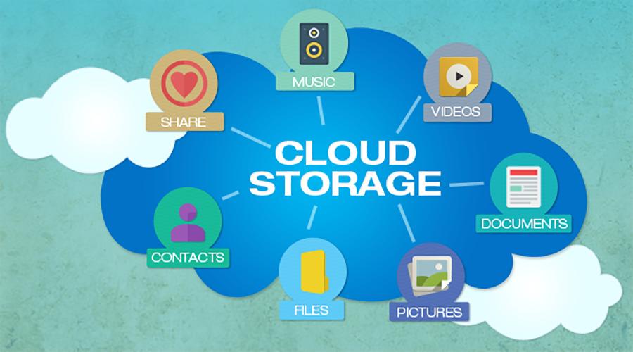 Serviços de cloud (cloud storage)