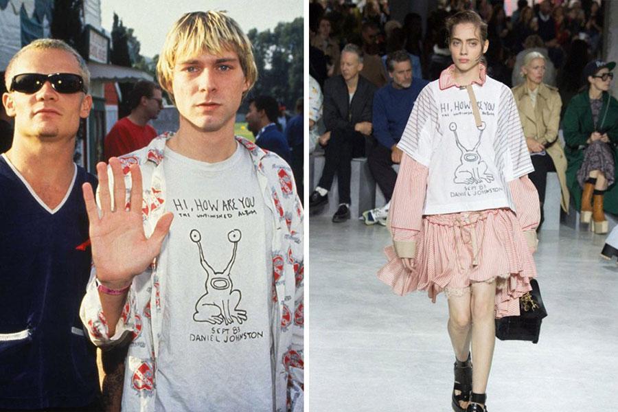 Kurt Cobain Hello How Are You - T-Shirt