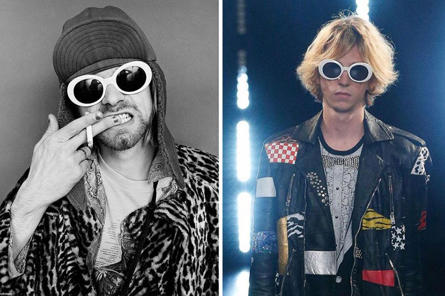 Kurt Cobain Jackie O