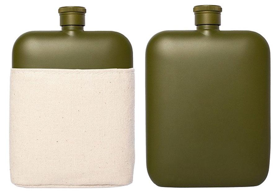 Izola Army Green Flask