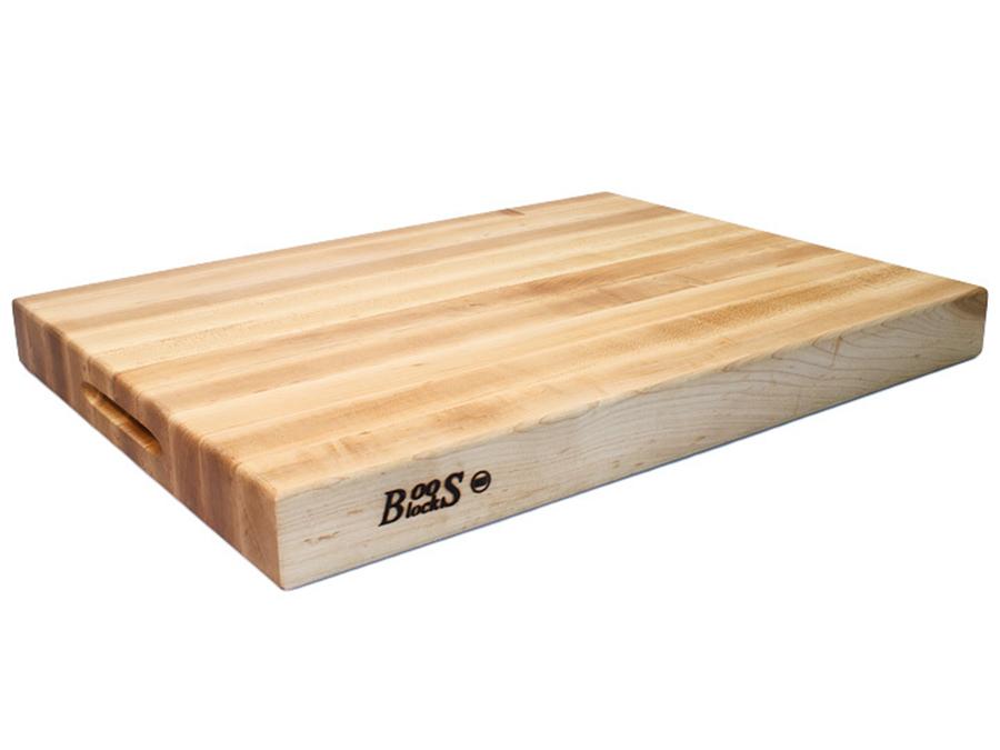 John Boos Maple Wood Edge Grain Cutting Board