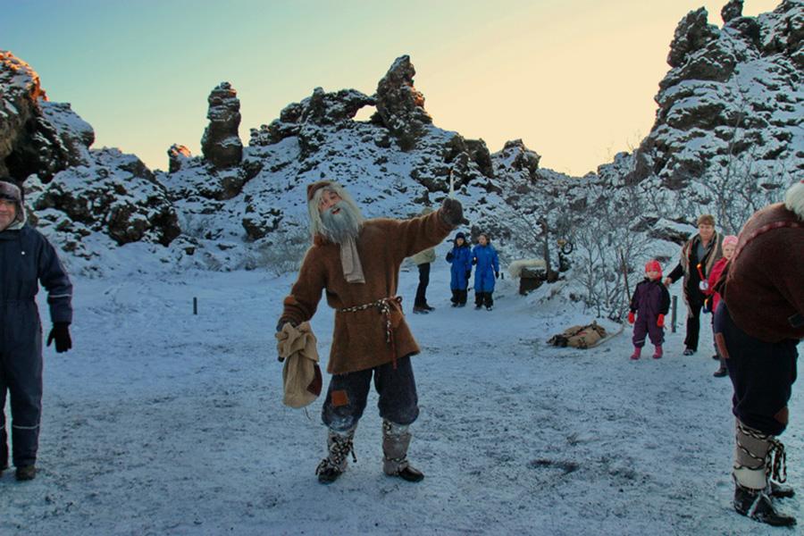 Yul Lads - Islândia