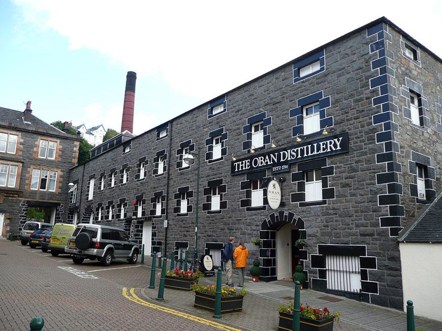 Escócia - A rota do Whisky