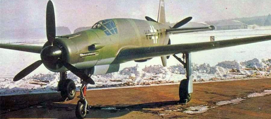 Dornier-335-Pfeil