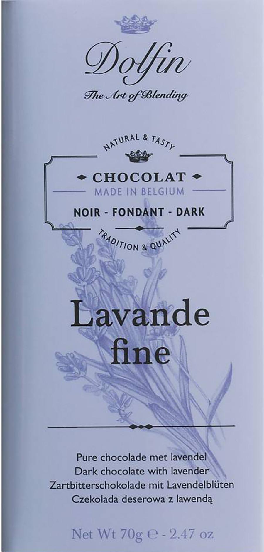 Chocolate de Lavanda