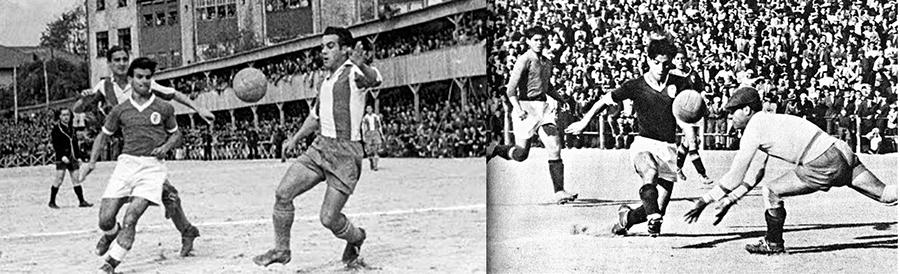 Benfica 12 Porto 2 - 1943