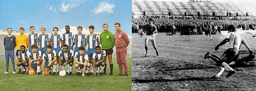 Porto 4 Benfica 0 - 1971