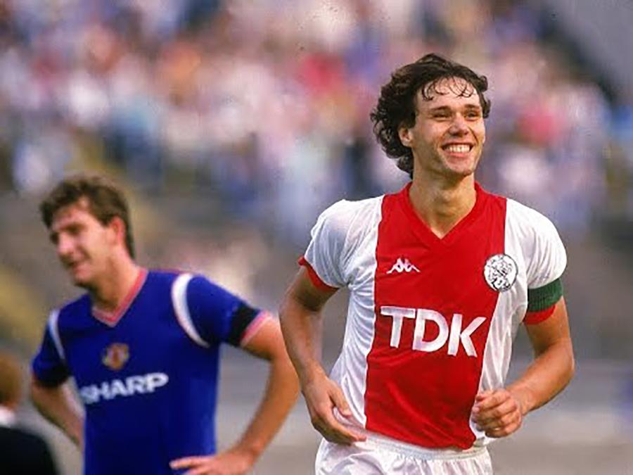 Van Basten - Ajax