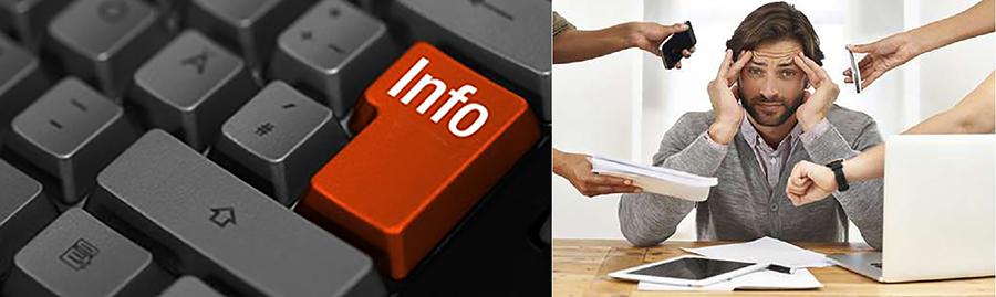 Internet e excesso de informação