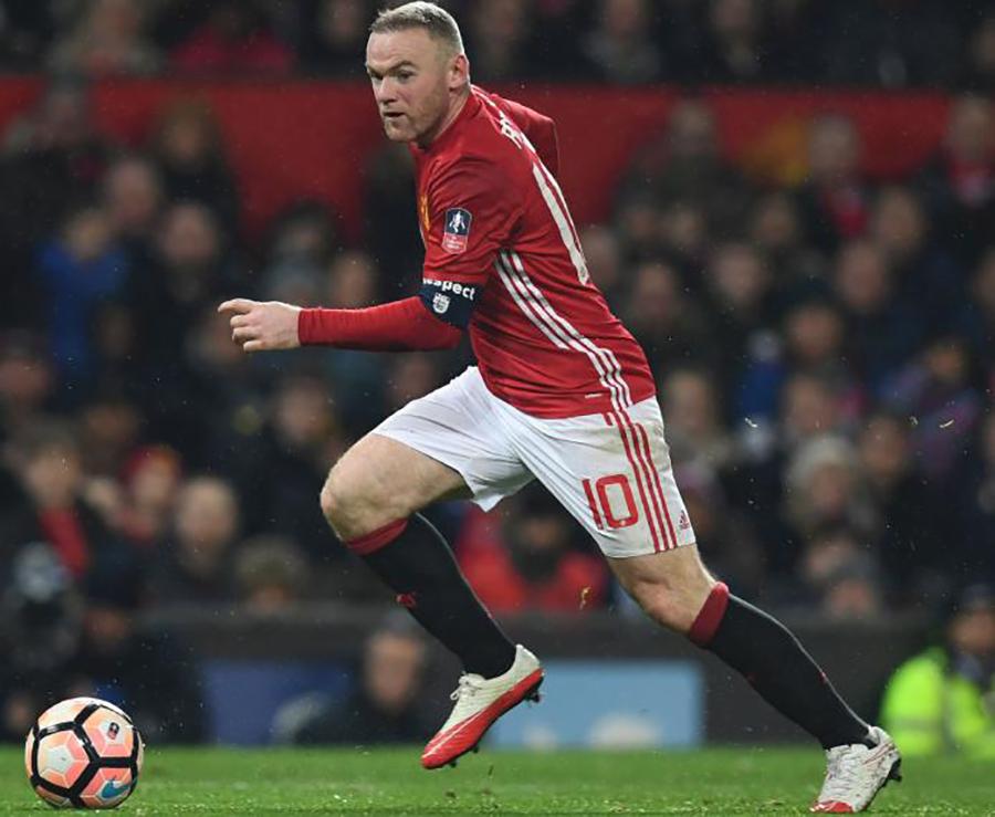 Wayne Rooney - Manchester United