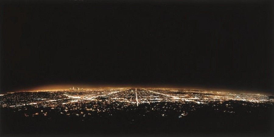 Andreas Gursky - Los Angeles © (1998)