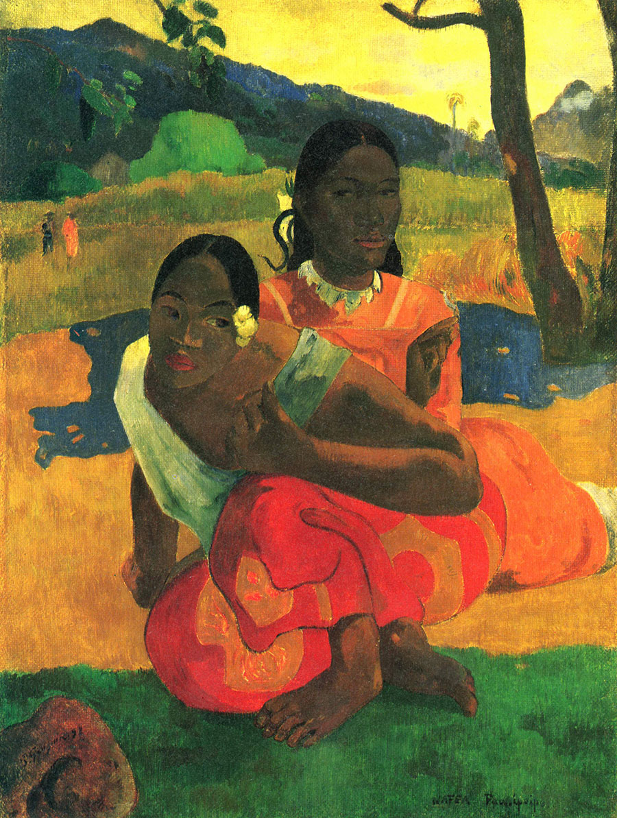 When Will You Marry? - Paul Gauguin (1892)