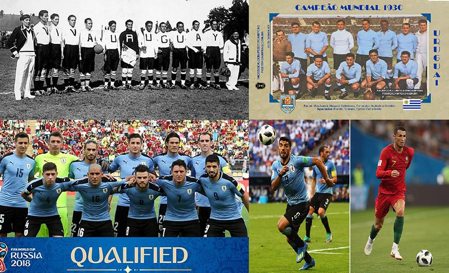 Uruguai Campeonato do Mundo de Futebol Russia 2018