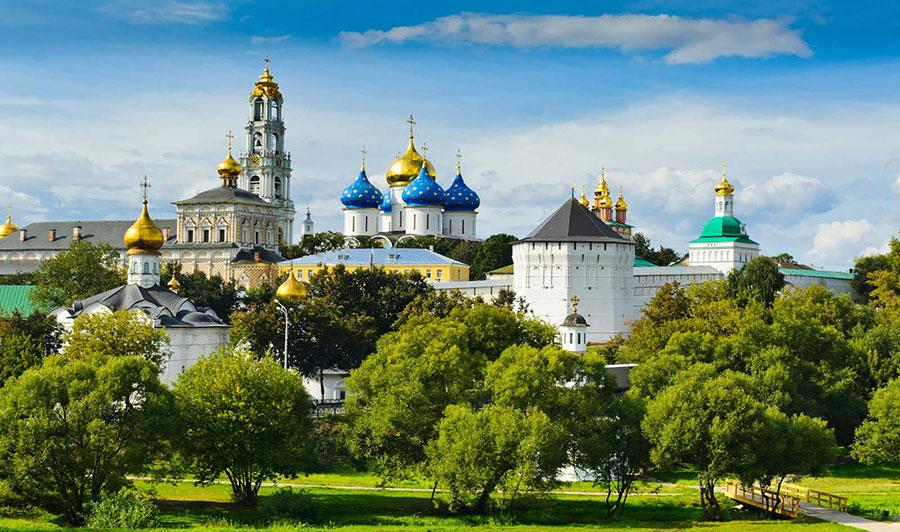 Golden Ring - Rússia