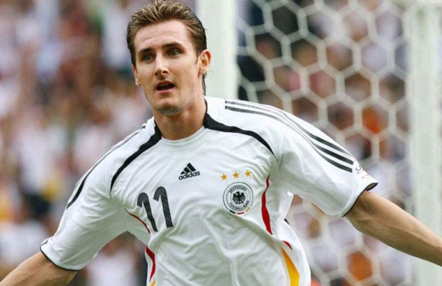 Miroslav Josef Klose - Alemanha