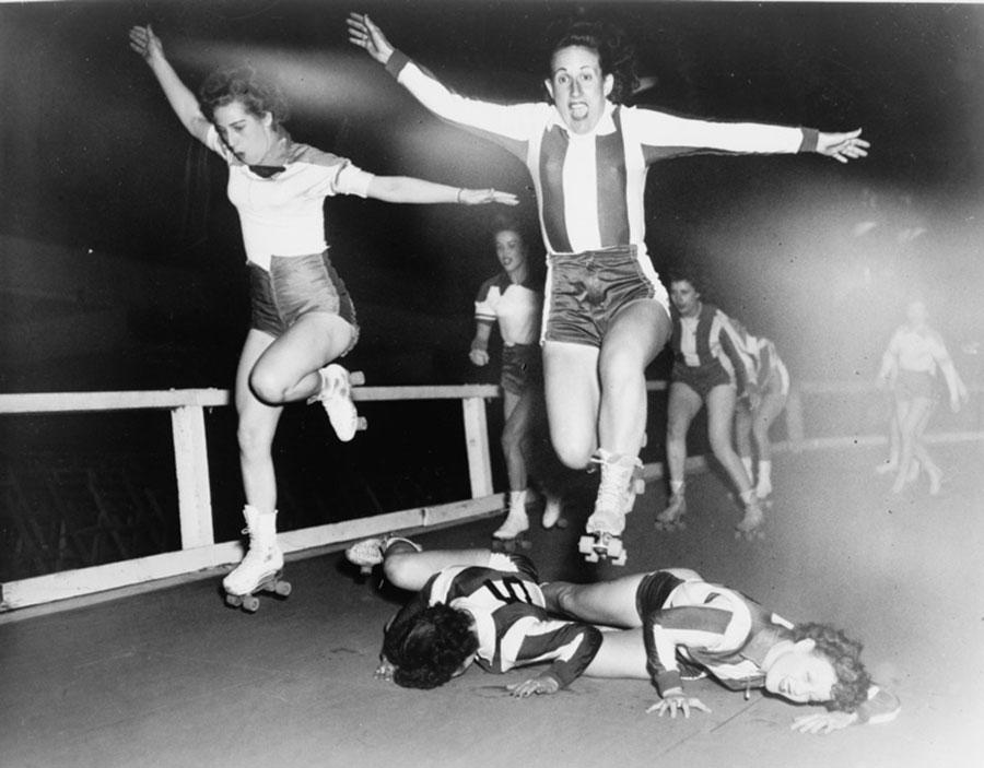 Roller-Derby-1950