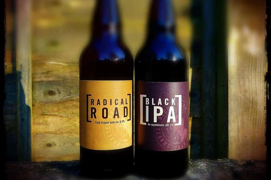Sanda Black IPA, Escócia - cerveja