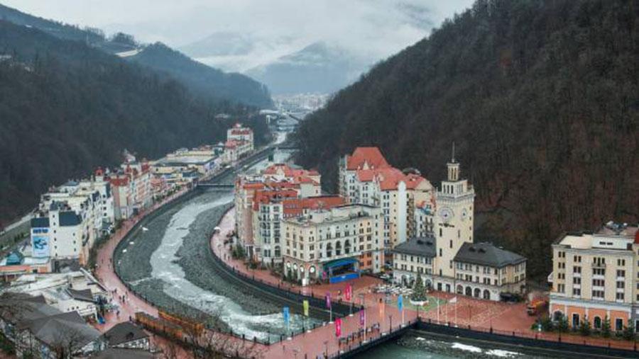 Sochi - Rússia