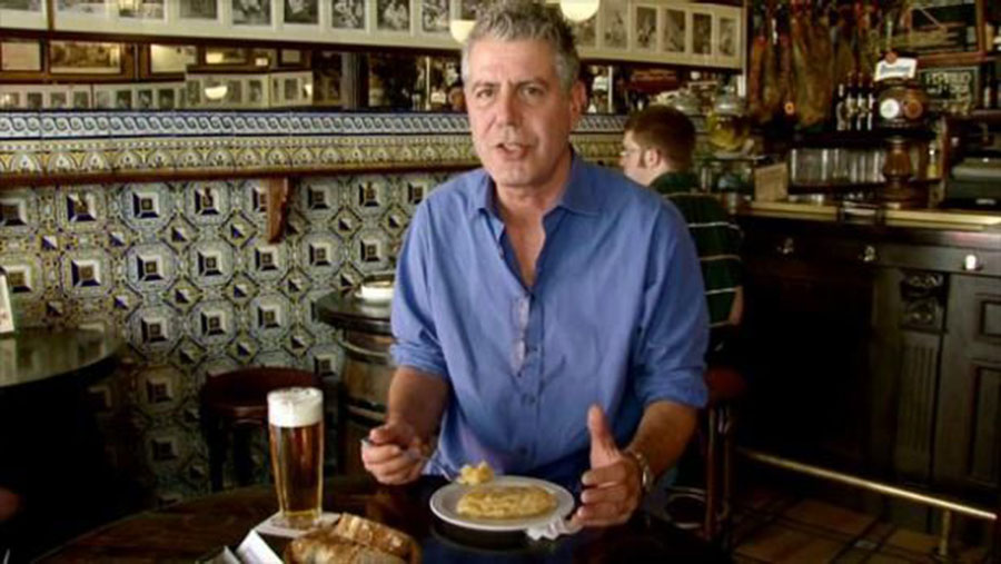 Anthony Bourdain - Ardosa