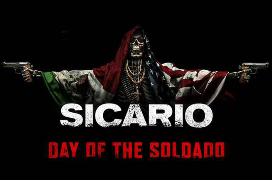 sicario: day of the soldado - filme