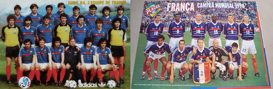 Melhores Jogadores Franceses