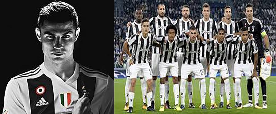 Juventus - Cristiano Ronaldo