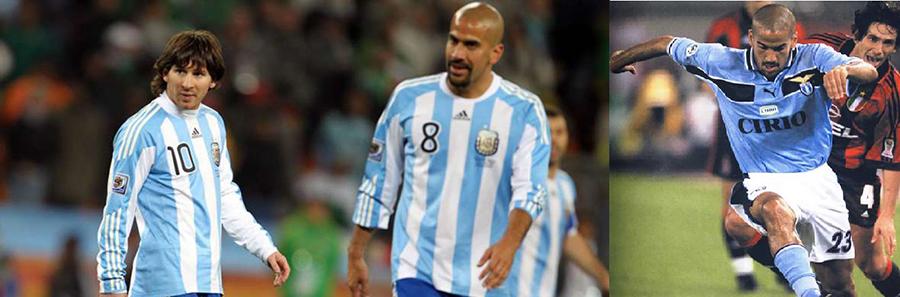 Juan Véron - Argentina