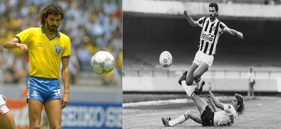 Sócrates - Jogador Brasil