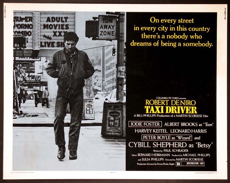 Taxi Driver - Robert de Niro