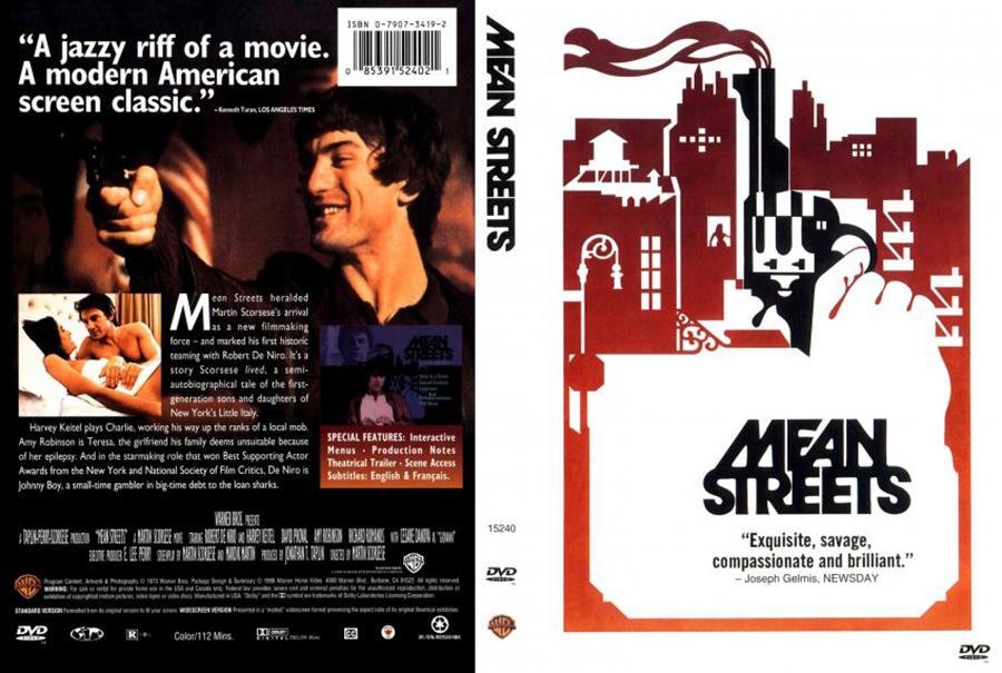 Mean Streets - Robert de Niro
