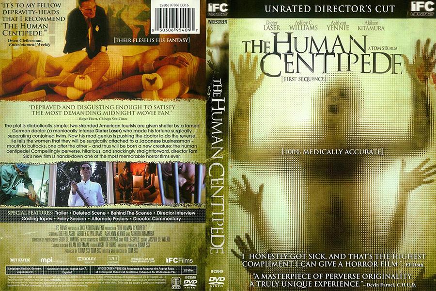 A Centopeia Humana - Tom Six