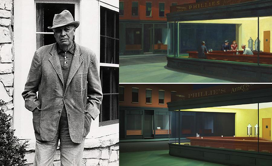 Hopper e Nightawks