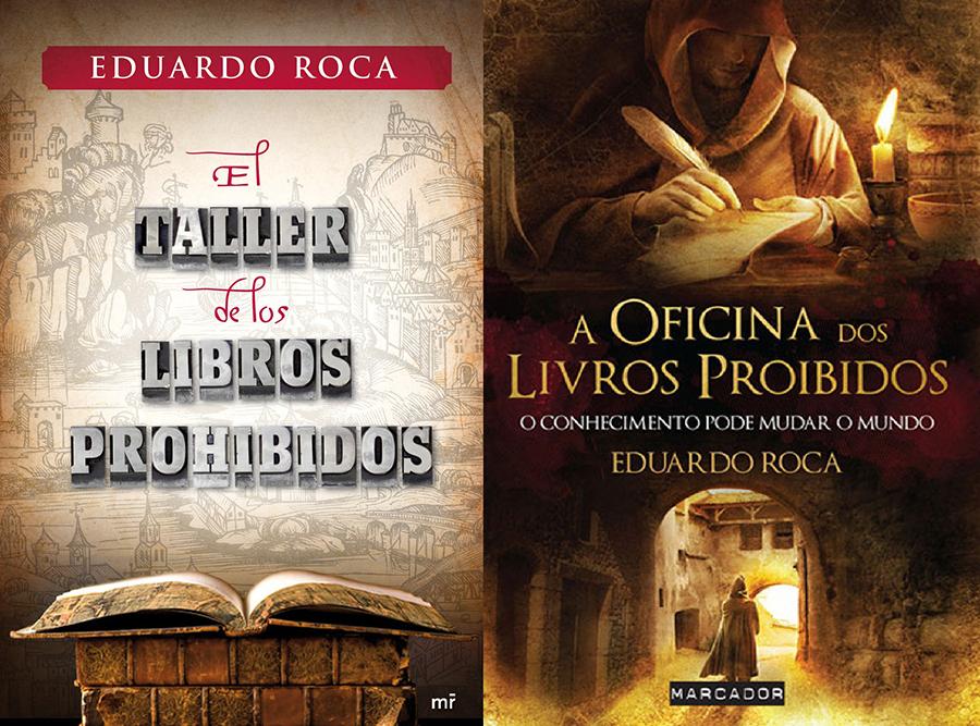 Eduardo Roca - A Oficina dos Livros Proibidos