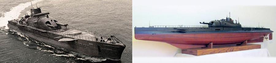 Submarino-Surcouf